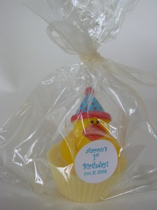 All Natural Duck Soap Party Favor