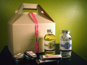 Herban Lifestyle Gift Set