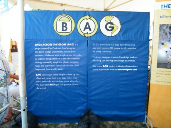 Some quick facts about plastic bags and the environment